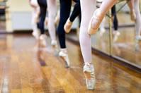 バレエ・ダンサーの方へ